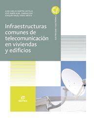 019 INFRAESTRUCTURAS COMUNES DE TELECOMUNICACIONES EN VIVIENDAS Y EDIFICIOS