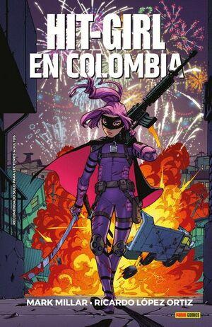 HIT GIRL EN COLOMBIA