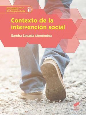 018 CF/GS CONTEXTO DE LA INTERVENCIÓN SOCIAL