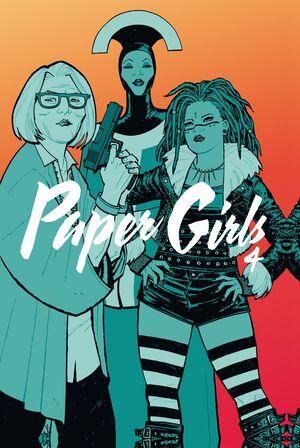 PAPER GIRLS (TOMO) Nº 04/06