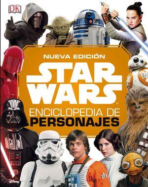 STAR WARS. ENCICLOPEDIA DE PERSONAJES