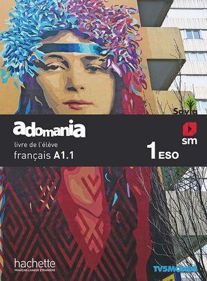 019 1ESO SB ADOMANIA FRANCES