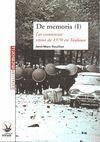 LOS COMIENZOS: OTOÑO DE 1970 EN TOULOUSE -DE MEMORIA I