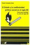ESTADO Y LA CONFLICTIVIDAD POLITICO-SOCIAL EN EL SIGLO XX, EL...