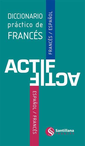 015 DICCIONARIO PRACTICO DE FRANCES ACTIF