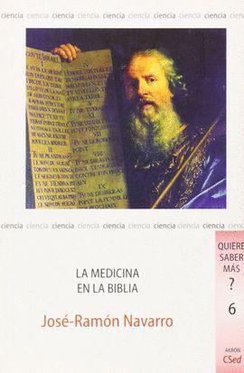 MEDICINA EN LA BIBLIA, LA.