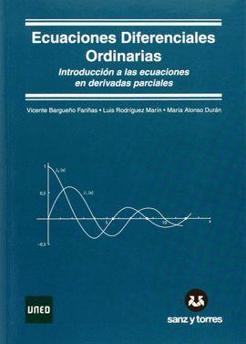 ECUACIONES DIFERENCIALES ORDINARIAS. INTRODUCCION...