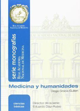 MEDICINA Y HUMANIDADES -SERIE MONOGRAFICA CIENCIAS BASICAS