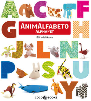 ANIMALFABETO. ALPHAPET ( LETRAS PARA FORMAR )