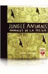 JUNGLE ANIMALS / ANIMALES DE LA SELVA