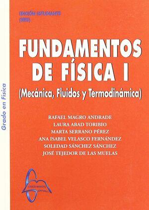 T1 FUNDAMENTOS DE FISICA: MECANICA,FLUIDOS Y TERMODINAMICA