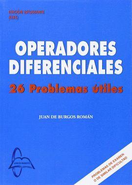 OPERADORES DIFERENCIALES. 26 PROBLEMAS UTILES