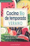 COCINA BIO DE TEMPORADA VERANO