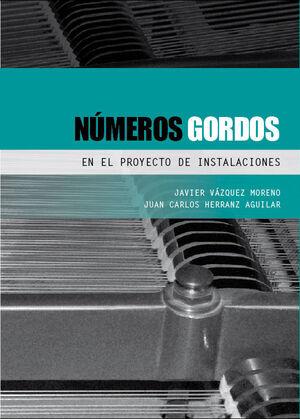 NUMEROS GORDOS EN EL PROYECTO DE INSTALACIONES