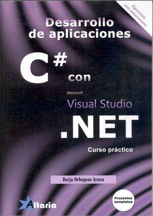 DESARROLLO DE APLICACIONES C# CON VISUAL STUDIO .NET CURSO PRACTICO