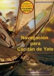 018 NAVEGACIÓN PARA CAPITÁN DE YATE