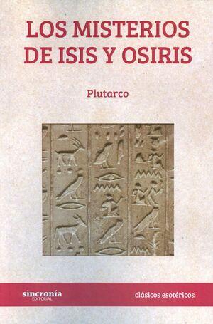 MISTERIOS DE ISIS Y OSIRIS, LOS