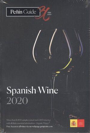 020 SPANISH WINE -PEÑIN GUIDE