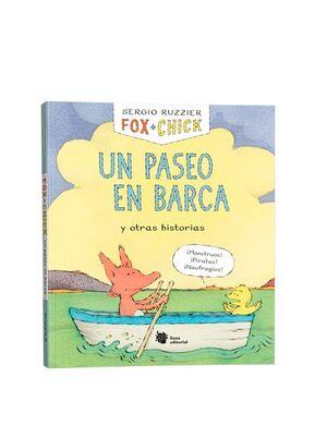 FOX + CHICK. UN PASEO EN BARCA Y OTRAS HISTORIAS