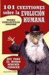 101 CUESTIONES SOBRE LA EVOLUCION HUMANA