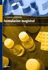 010 CFGM FORMULACION MAGISTRAL -FARMACIA Y PARAFARMACIA