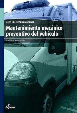 011 CFGM MANTENIMIENTO MECANICO PREVENTIVO DEL VEHICULO...