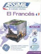 SUPER PACK EL FRANCES (+CD¦S) -EL METODO INTUITIVO