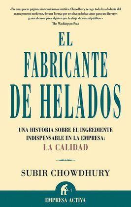 FABRICANTE DE HELADOS, EL.