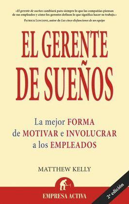 GERENTE DE SUEÑOS, EL