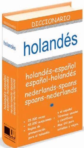 DICCIONARIO HOLANDES. HOLANDES-ESPAÑOL/ESPAÑOL-HOLANDES