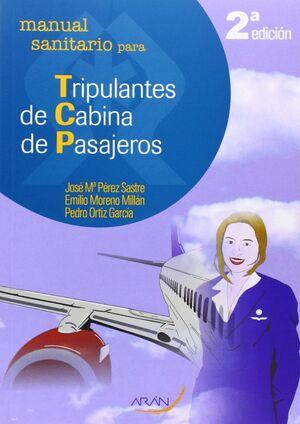 MANUAL SANITARIO PARA TRIPULANTES DE CABINA DE PASAJEROS