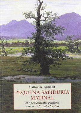 PEQUEÑA SABIDURIA MATINAL
