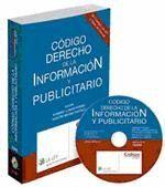 CODIGO DERECHO DE LA INFORMACION Y PUBLICITARIO 2008