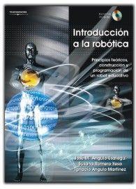 INTRODUCCION A LA ROBOTICA + CD ROM