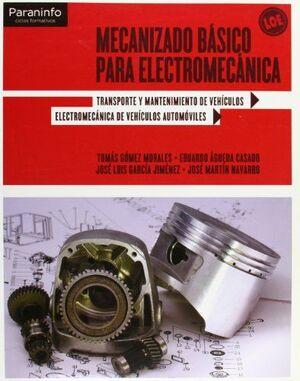 011 CF MECANIZADO BASICO PARA ELECTROMECANICA. LOE