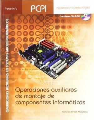 010 PCPI OPERACIONES AUXILIARES DE MONTAJE DE COMPONENTES INFORMATICOS