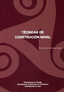 TECNICAS DE CONSTRUCCION NAVAL(IDIOMA GALLEGO)