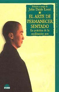 ARTE DE PERMANECER SENTADO, EL