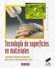 TECNOLOGIA DE SUPERFICIES EN MATERIALES