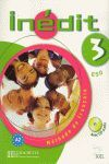 07 -INEDIT 3ESO A2 ( ALUMNO + CD )