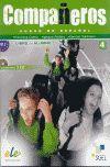 010 COMPAÑEROS 4 (B1.2) ALUMNO +CD