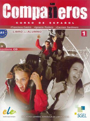 COMPAÑEROS 1 ALUMNO + CD