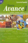 NUEVO AVANCE 1 -CURSO DE ESPAÑOL A1 +CD