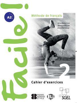 015 FACILE! 1ESO  CAHIER D' EXERCICE +CD
