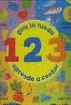 123 -GIRA LA RUEDA APRENDE A CONTAR