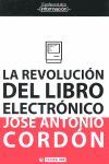 REVOLUCION DEL LIBRO ELECTRONICO, LA