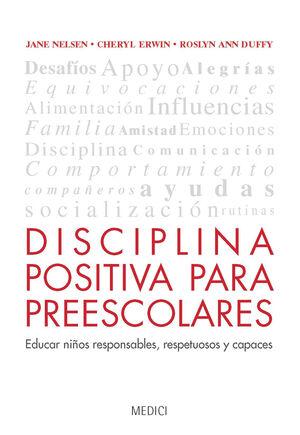DISCIPLINA POSITIVA PARA PREESCOLARES