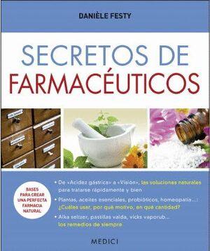 SECRETOS DE FARMACEUTICOS