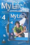 012 PACK 4ESO MY LIFE WORKBOOK AND EXTRA PRACTICE BOOK (+CD)