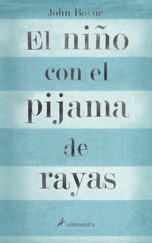 NIÑO CON EL PIJAMA DE RAYAS,EL